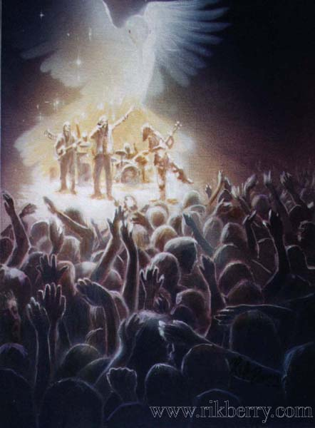 """Rethinking Contemporary Worship: Can We """"Bring Him More Than"""