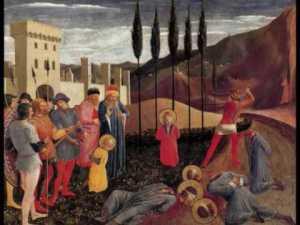 martyrs for Christ