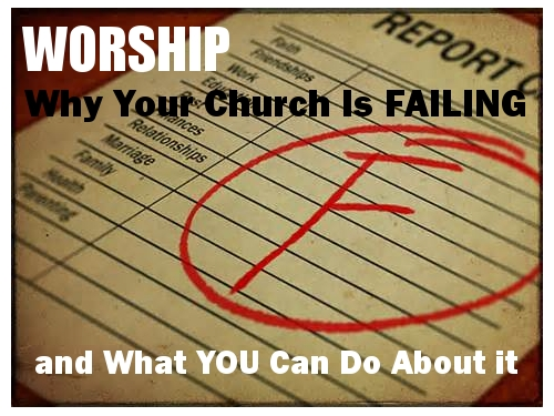 Failing worship grade