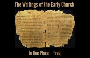 The Writings of the Early Church